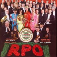 CD - Royal Philharmonic Orhestra Presents Symphonic Sgt. Pepper