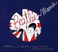 CD - Various Artists Beatles Mania  (Beatrice Ardisson)