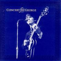 CD - Various Artists Concert for George  2CD (concert 29-11-02)