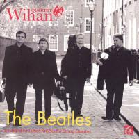 CD - Wihan Quartet The Beatles Arranged for String Quartet