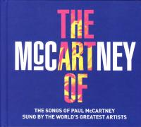 CD - Various Artists The Art of McCartney (2CD + 2 bonus tracks + DVD)