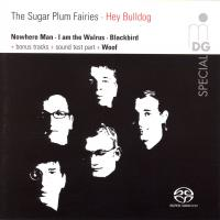 CD - Sugar Plum Fairies Hey Bulldog