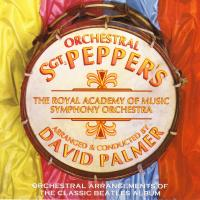 CD - Royal Academy of Music Symphony Orchestra Orchestral Sgt. Pepper's