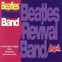 CD - Beatles Revival Band With A Little Help From My Friends