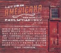 CD - Let us in Amercana - The music of Paul McCartney ...For Linda - by: Holly Williams
