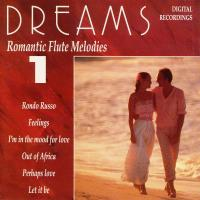 CD - Various Artists Dreams - Rondo Russo - Romantic Flute Melodies