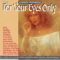 CD - The Richard Romance And His Famous New California Dreamlicht Orchestra For Your Eyes Only
