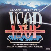 CD - VSOP (Vienna Symphonic Orchestra Project) Classic Meets Pop