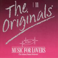 CD - Anthony Ventura Orchestra The Originals Vol.11 - Music For Lovers
