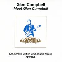 CD - Glen Campbell Meet Glen Campbell