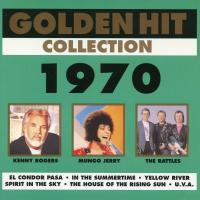 CD - Various Artists Golden Hit Collection 1970