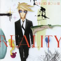 CD - David Bowie Reality
