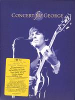 DVD - Various Artists Concert for George  2dvd (concert 29-11-02)