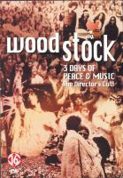 DVD - Various Artists Woodstock: directors cut  (incl. Joe Cocker)