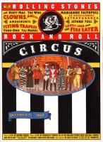 DVD - Various Artists Rock & Roll Circus  (Stones / Who / Lennon)