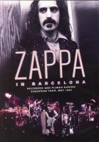 DVD - Frank Zappa In Barcelona (may 1988)