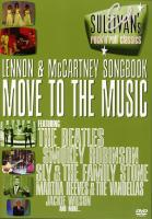 DVD - Various Artists Lennon & McCartney Songbook - Move To The Music