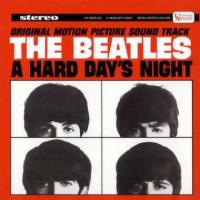 LP - Beatles A hard day's night  Original Motion Picture Sound Track