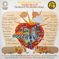 LP - The Hitmakers Present A Golden Hour of The Best of the Beatles songs - by: Peter Knight & Orchestra