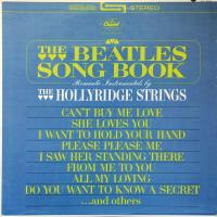 LP - Hollyridge Strings The Beatles Song Book    (70s re-issue)