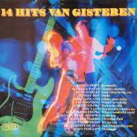 LP - Various Artists 14 hits van gisteren