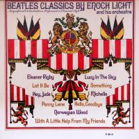 LP - Enoch Light Orchestra Beatles classics by