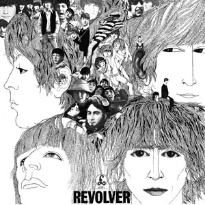 LP - Beatles Revolver