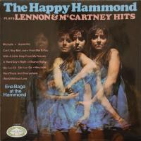 LP - Ena Baga The Happy Hammond   (organ)