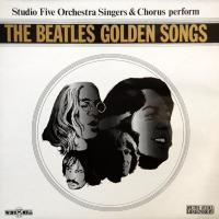 LP - Studio Five Orchestra Singers & Chorus The beatles Golden Songs