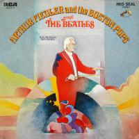 LP - Boston Pops / Fiedler Play the Beatles
