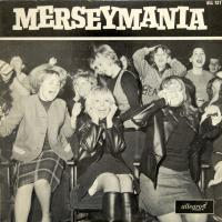 LP - Billy Pepper Merseymania     (mono)