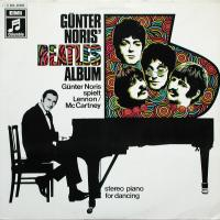 LP - Günther Noris Beatles album       (piano)