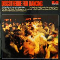 LP - Various Artists Discotheque for dancing