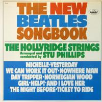 LP - Hollyridge Strings The New Beatles Songbook
