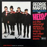 LP - George Martin Orchestra Help!    (re-issue)
