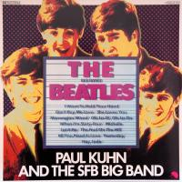 LP - Paul Kuhn & SFB Big band The Big Band Beatles
