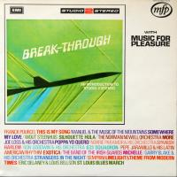 LP - Various Artists Break through!