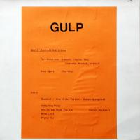 LP - Various Artists GULP   (Rock and Roll Circus)  (Stones / Who / Lennon)
