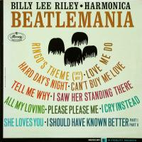 LP - Billy Lee Riley Beatlemania      (harmonica - mono)