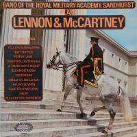 LP - Band of Royal Military Academy Sandhurst Lennon & Mcartney (Capt. Derek Taylor conducts)