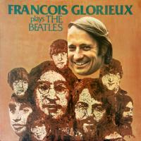 LP - Francois Glorieux Plays the Beatles  Piano  (autogr. on inner)