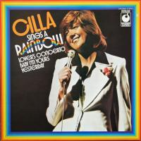 LP - Cilla Black Sings a Rainbow   (live)