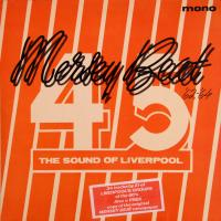 LP - Various Artists Mersey beat 62-64  - The Sound of Liverpool  (2 LP mono incl. inners)