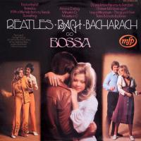 LP - Alan Moorhouse Beatles - Bach - Bacharach go Bossa