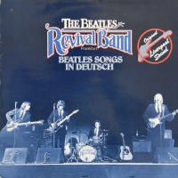 LP - Beatles Revival Band Beatles songs in Deutsch