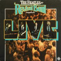 LP - Beatles Revival Band Frankfurt LIVE