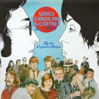 LP - Various Artists Songs Lennon & McCartney gave away