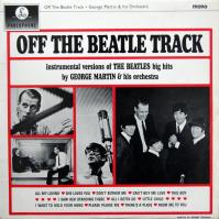 LP - George Martin Orchestra Off the Beatle track  (mono - yellow Parl. label)