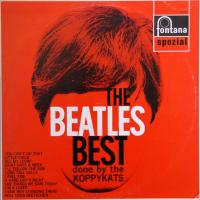 LP - Koppykats (Ian & Zodiacs) Beatles best done by    (mono)