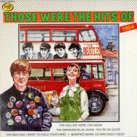 LP - Various Artists Those were the hits of 1964
